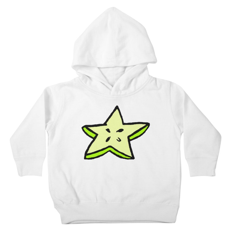 StarFroot Logo Full Color Kids Toddler Pullover Hoody by Strange Froots Merch