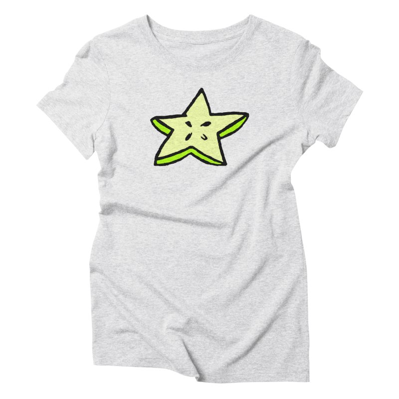 StarFroot Logo Full Color Women's T-Shirt by Strange Froots Merch