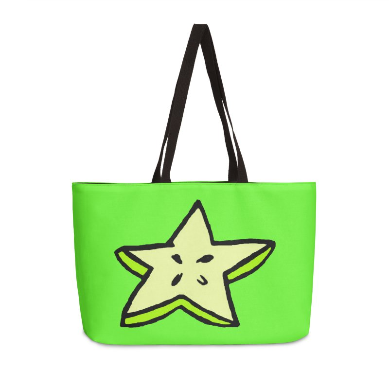 StarFroot Logo Full Color Accessories Weekender Bag Bag by Strange Froots Merch