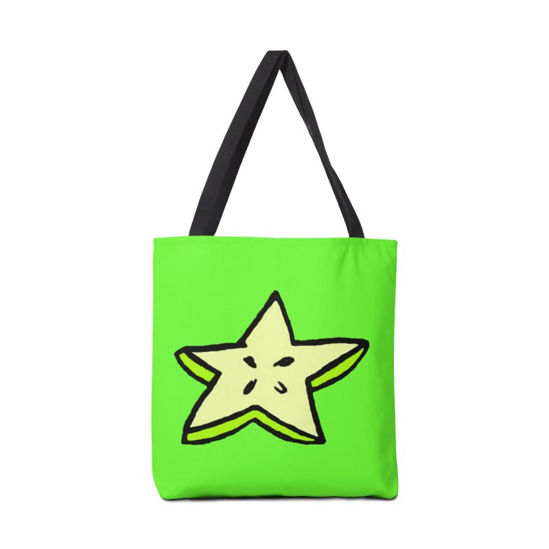 StarFroot Logo Full Color Accessories Tote Bag Bag by Strange Froots Merch