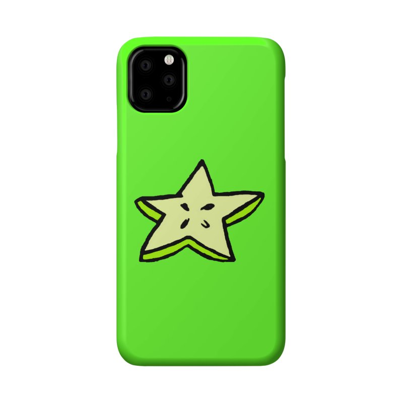 StarFroot Logo Full Color Accessories Phone Case by Strange Froots Merch