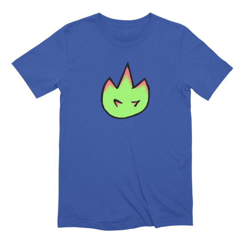 DragonFroot Logo Full Color Men's Extra Soft T-Shirt by Strange Froots Merch