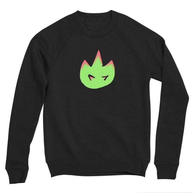 DragonFroot Logo Full Color Men's Sponge Fleece Sweatshirt by Strange Froots Merch