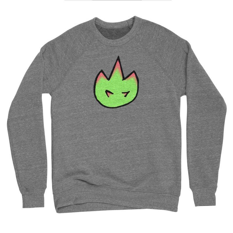 DragonFroot Logo Full Color Women's Sponge Fleece Sweatshirt by Strange Froots Merch