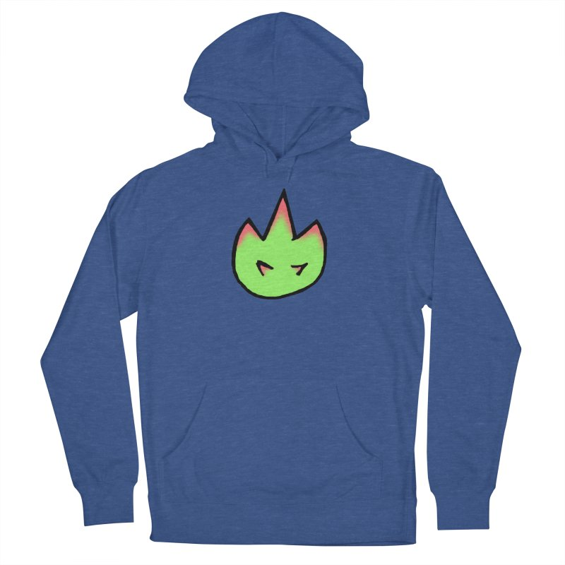 DragonFroot Logo Full Color Men's French Terry Pullover Hoody by Strange Froots Merch