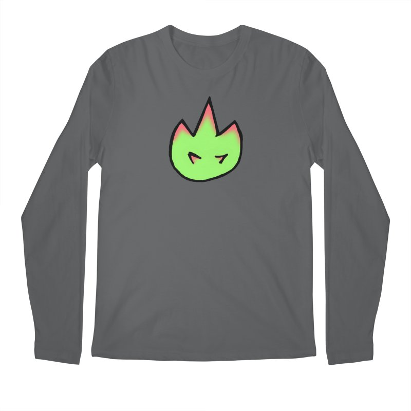 DragonFroot Logo Full Color Men's Regular Longsleeve T-Shirt by Strange Froots Merch