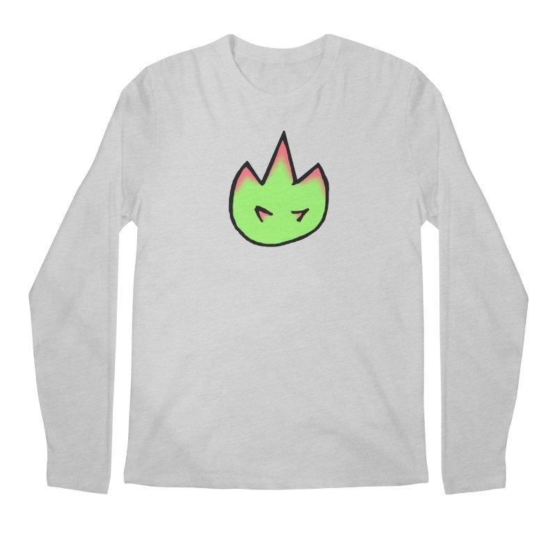 DragonFroot Logo Full Color Men's Regular Longsleeve T-Shirt by Strange Froots Merch