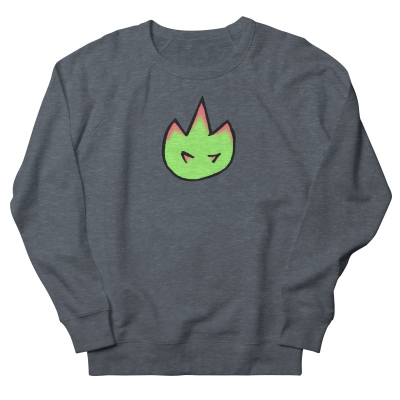 DragonFroot Logo Full Color Women's French Terry Sweatshirt by Strange Froots Merch