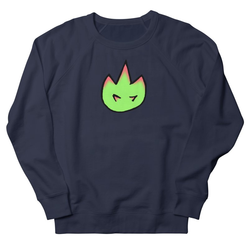 DragonFroot Logo Full Color Men's French Terry Sweatshirt by Strange Froots Merch