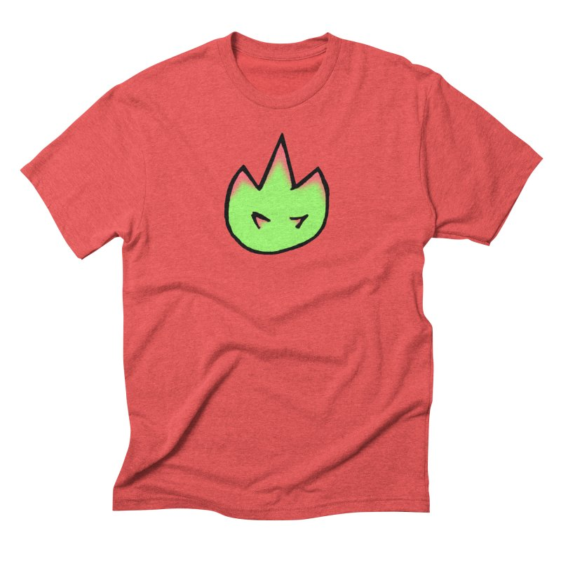 DragonFroot Logo Full Color Men's Triblend T-Shirt by Strange Froots Merch