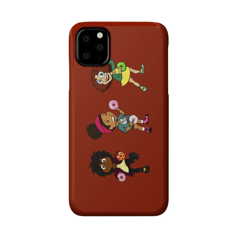 Strange Froots Chibis Accessories Phone Case by Strange Froots Merch