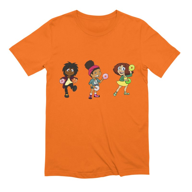 Strange Froots Chibis Men's Extra Soft T-Shirt by Strange Froots Merch