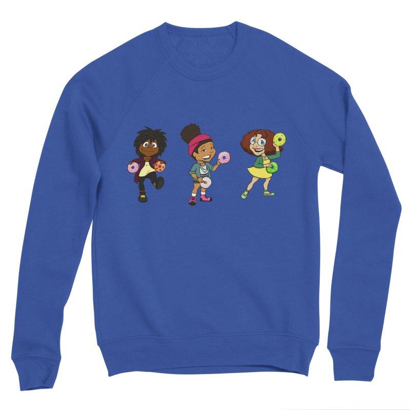 Strange Froots Chibis Men's Sweatshirt by Strange Froots Merch