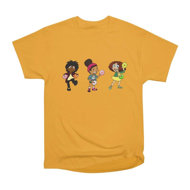 Strange Froots Chibis Women's Heavyweight Unisex T-Shirt by Strange Froots Merch