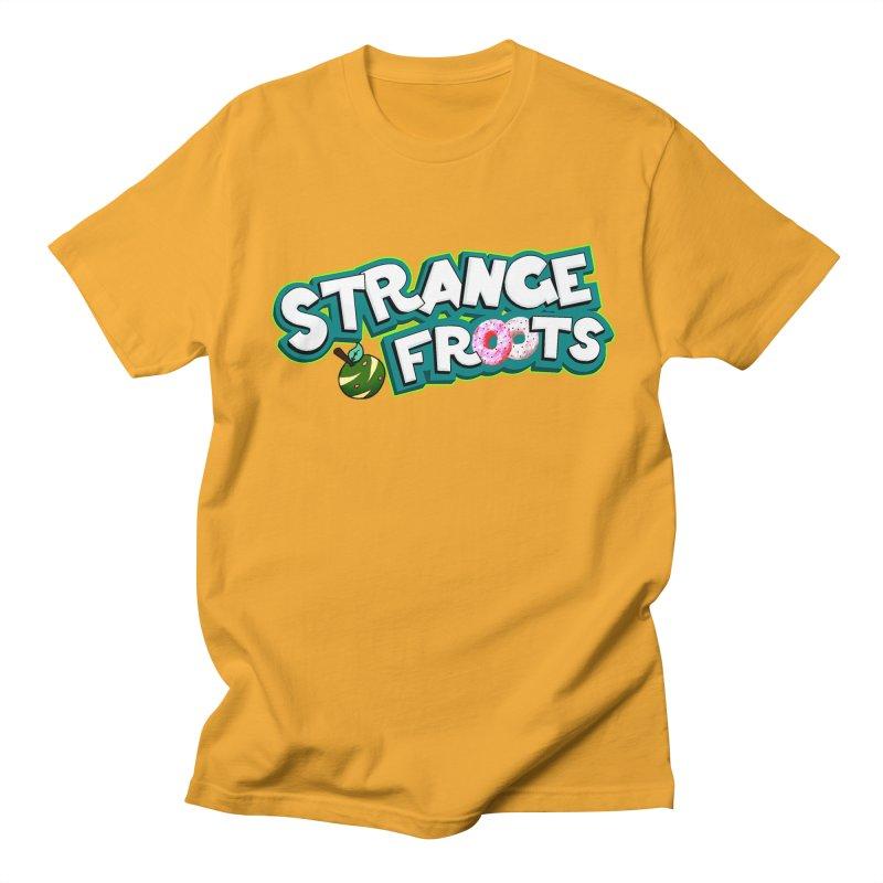 Strange Froots Cereal Logo Women's Regular Unisex T-Shirt by Strange Froots Merch