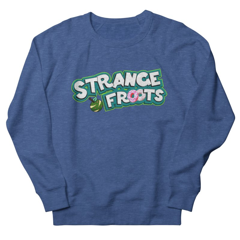 Strange Froots Cereal Logo Men's Sweatshirt by Strange Froots Merch