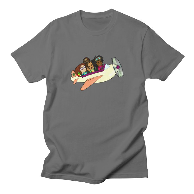 Froots Fly to Dakar Men's T-Shirt by Strange Froots Merch