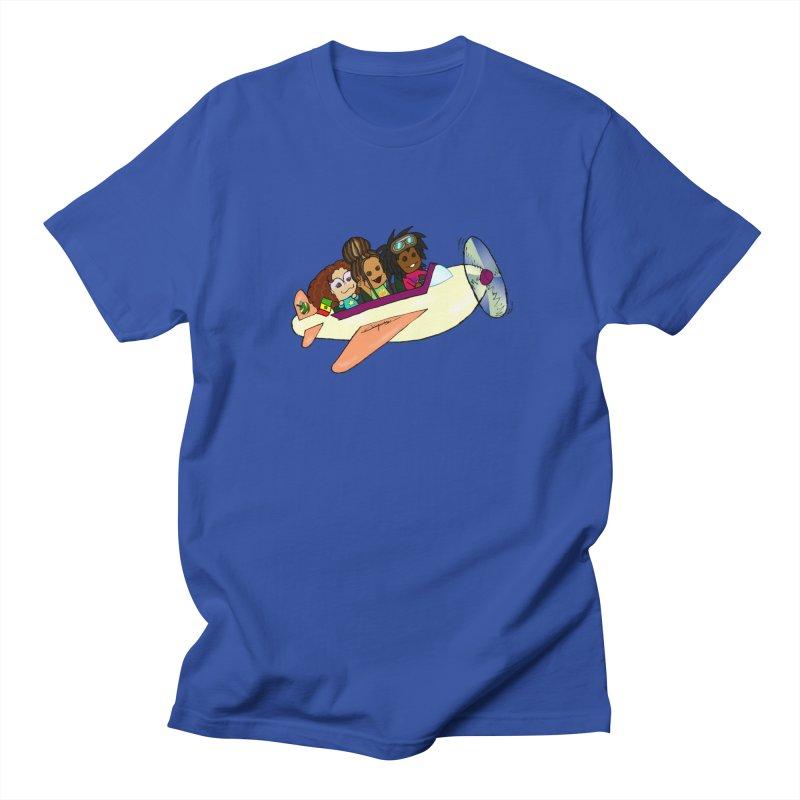 Froots Fly to Dakar Men's Regular T-Shirt by Strange Froots Merch
