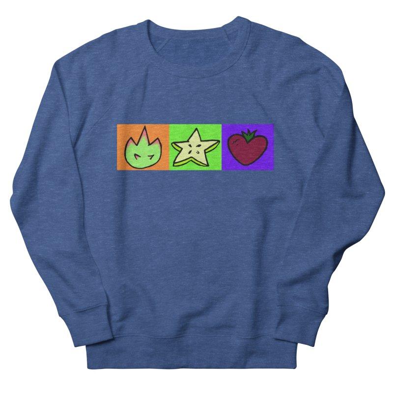 Individual Froot Logos Full Color Men's Sweatshirt by Strange Froots Merch