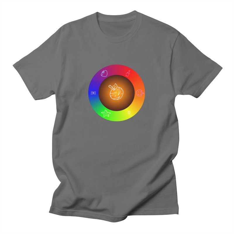 Froot the Rainbow Men's T-Shirt by Strange Froots Merch