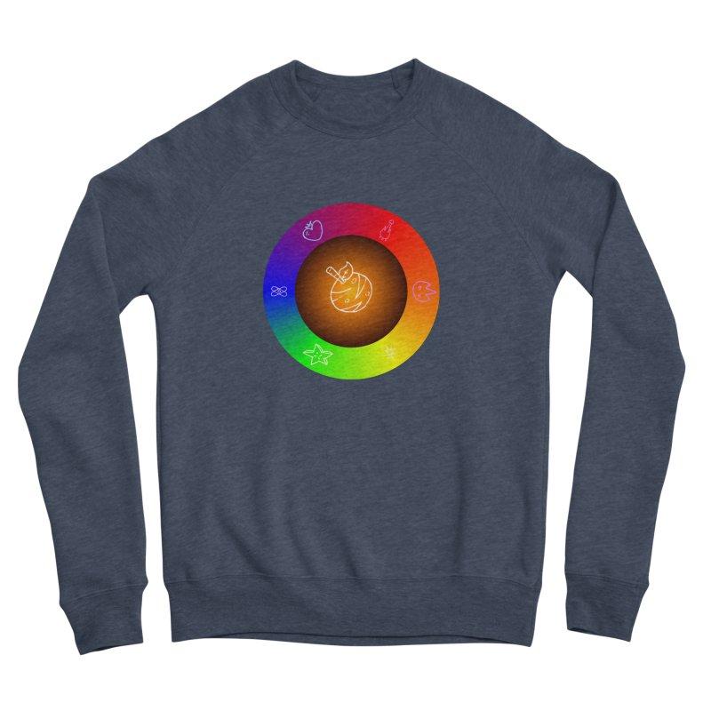 Froot the Rainbow Women's Sponge Fleece Sweatshirt by Strange Froots Merch