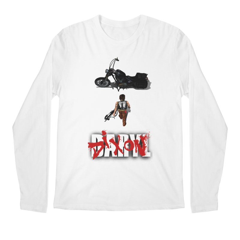 Daryl Men's Longsleeve T-Shirt by thestray's Shop
