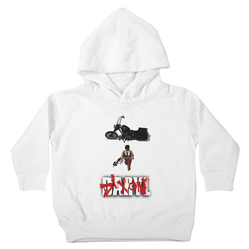 Daryl Kids Toddler Pullover Hoody by thestray's Shop