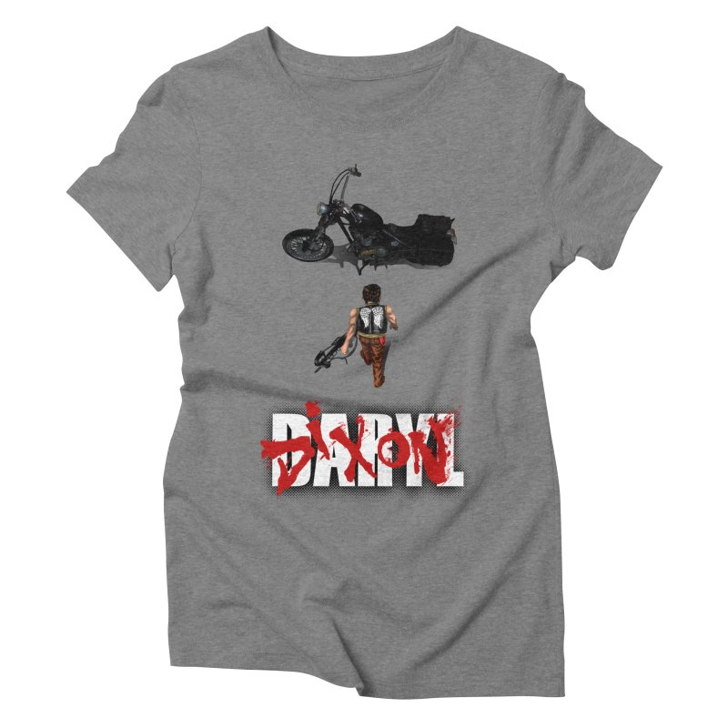 Daryl Women's Triblend T-Shirt by thestray's Shop