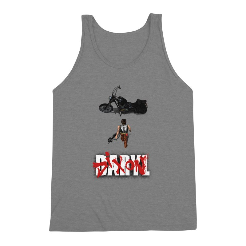 Daryl Men's Triblend Tank by thestray's Shop