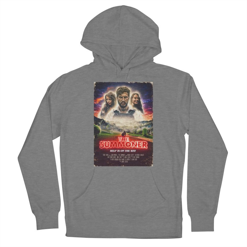 The Summoner - Poster Art Men's French Terry Pullover Hoody by