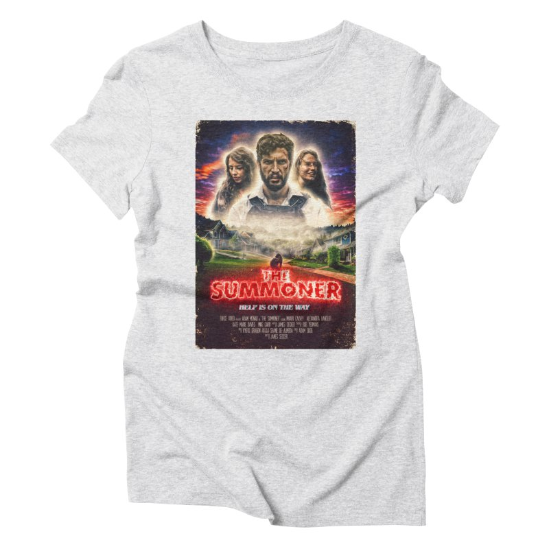 The Summoner - Poster Art Women's Triblend T-Shirt by