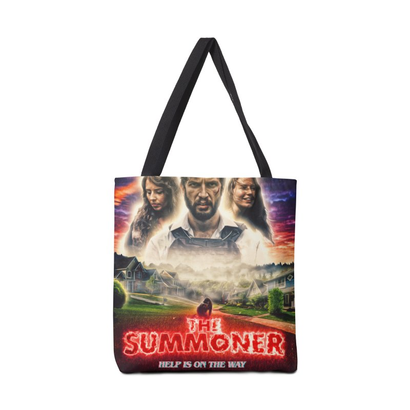 The Summoner - Poster Art Accessories Tote Bag Bag by