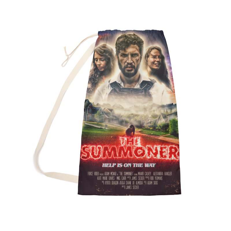 The Summoner - Poster Art Accessories Laundry Bag Bag by