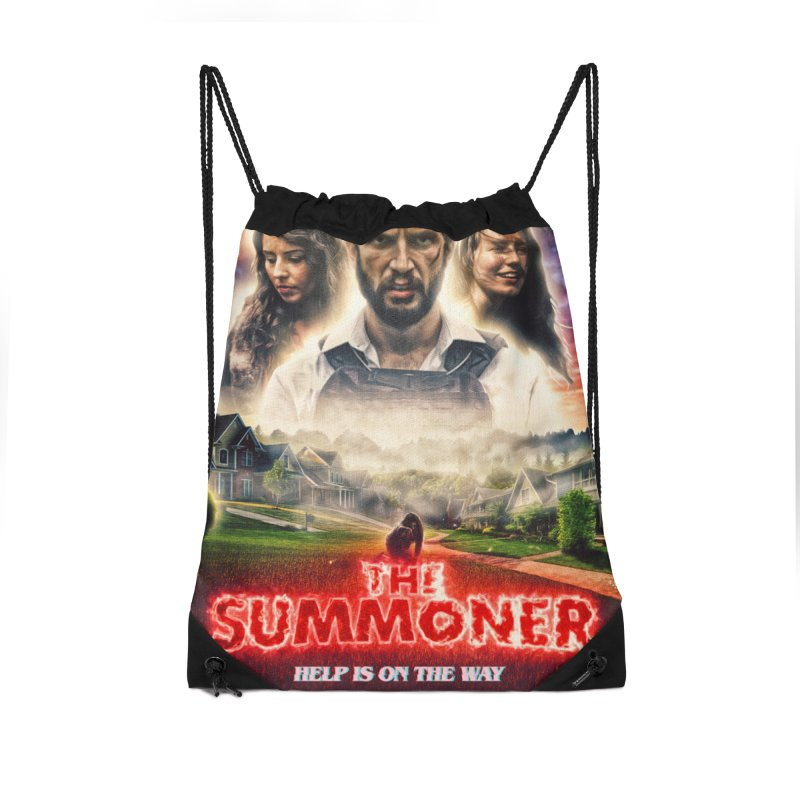 The Summoner - Poster Art Accessories Drawstring Bag Bag by