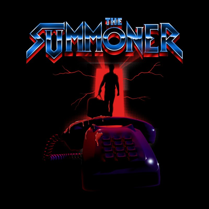 The Summoner - Take The Call Men's T-Shirt by