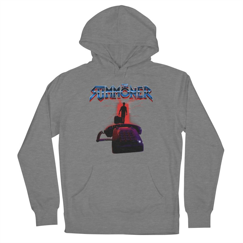 The Summoner - Take The Call Men's French Terry Pullover Hoody by