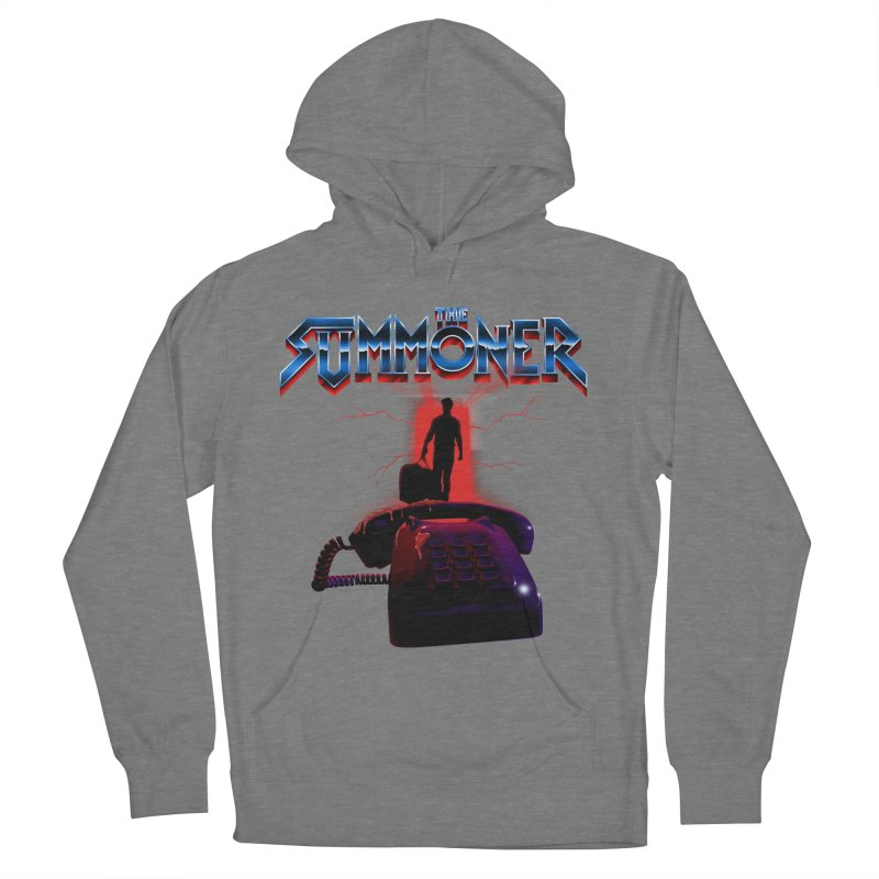 The Summoner - Take The Call Women's French Terry Pullover Hoody by