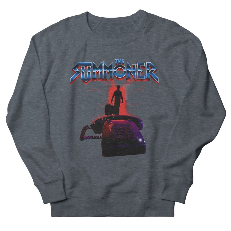 The Summoner - Take The Call Men's French Terry Sweatshirt by