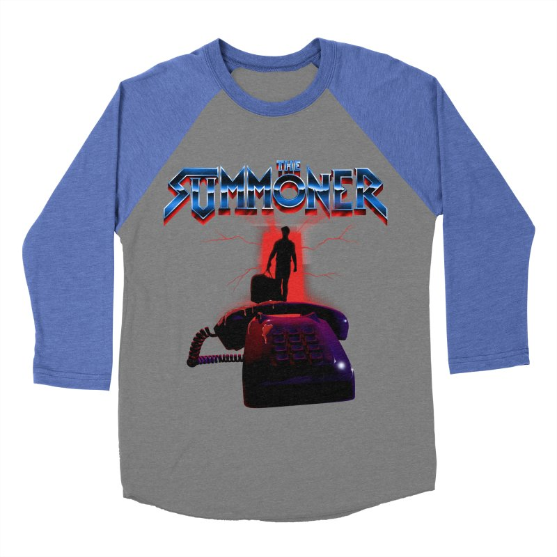 The Summoner - Take The Call Men's Baseball Triblend Longsleeve T-Shirt by