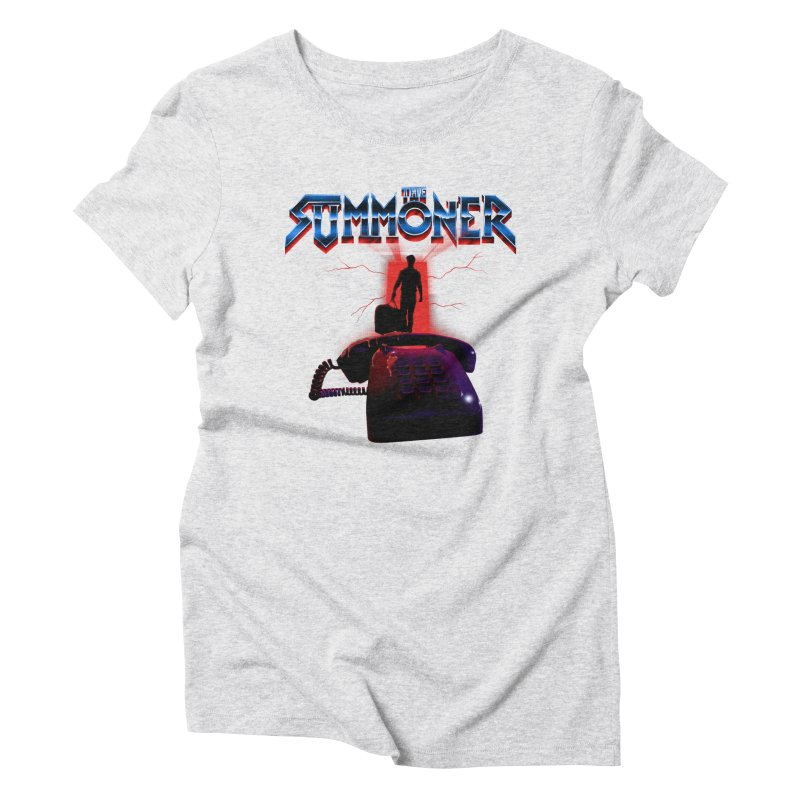 The Summoner - Take The Call Women's Triblend T-Shirt by