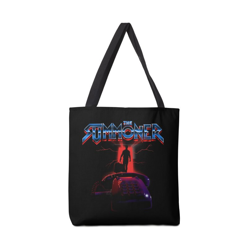 The Summoner - Take The Call Accessories Tote Bag Bag by