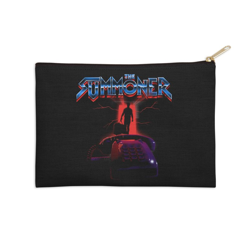The Summoner - Take The Call Accessories Zip Pouch by