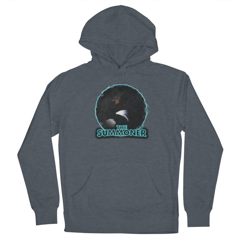 The Summoner - No Smoke Without Fire Women's French Terry Pullover Hoody by