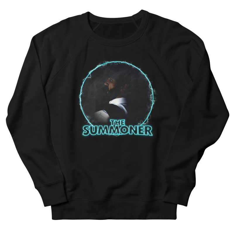 The Summoner - No Smoke Without Fire Women's French Terry Sweatshirt by