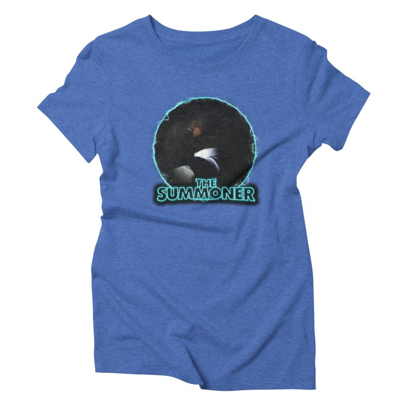 The Summoner - No Smoke Without Fire Women's Triblend T-Shirt by