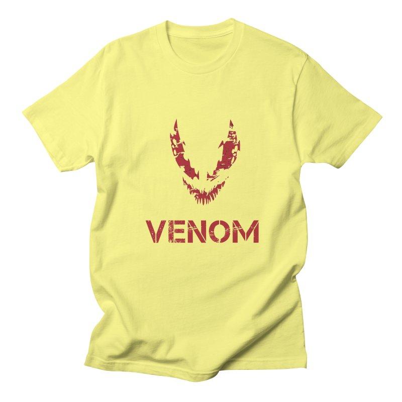 Venom Men's T-Shirt by The SuperHeroes | Batman T shirt, Phone case & Mug