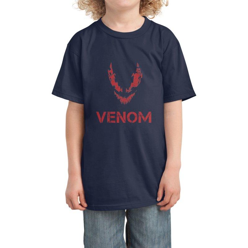 Venom Kids T-Shirt by The SuperHeroes | Batman T shirt, Phone case & Mug