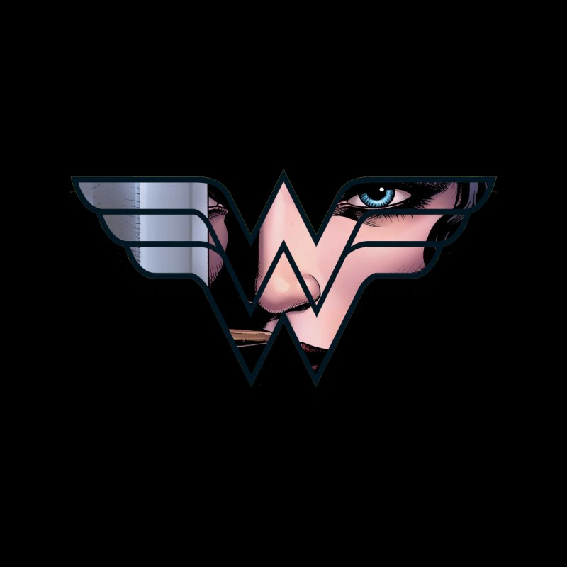 WONDER WOMAN by The SuperHeroes | Batman T shirt, Phone case & Mug