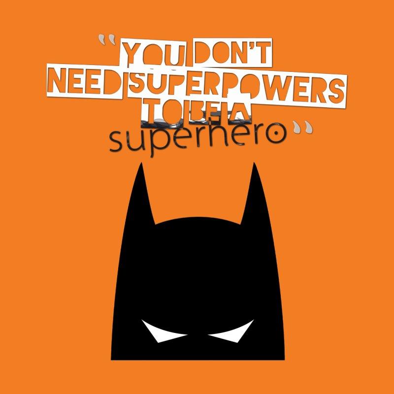 Badman by The SuperHeroes | Batman T shirt, Phone case & Mug