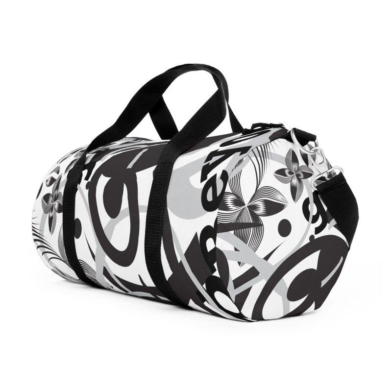 Kiwi GESTALT Accessories Duffel Bag Bag by thethinkforward's Artist Shop